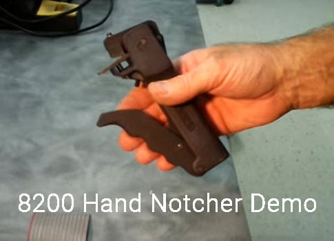 8200 Hand Notche Demo Photo