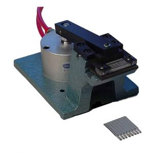 photo of our 9200 Pneumatic Flat Ribbon Cable Notcher